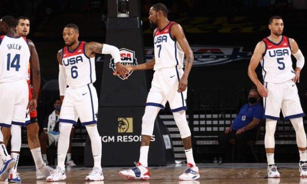 U.S. men build momentum with win vs. Spain