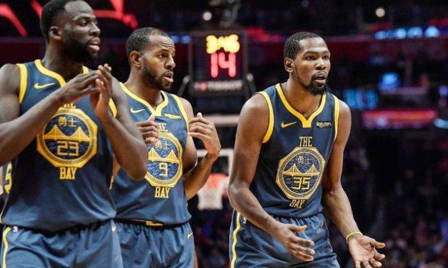 KD, Green blame Kerr, GM for Warriors breakup