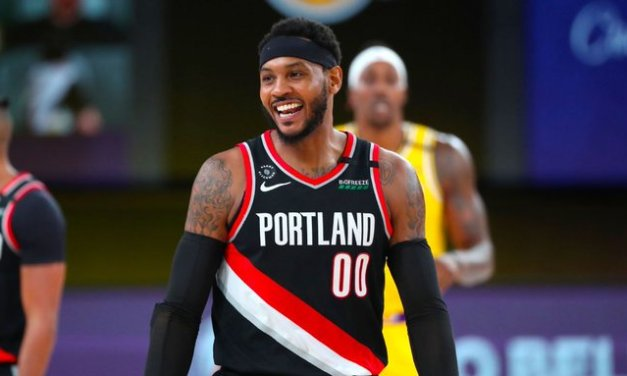 Melo joins LeBron as Lakers make several moves