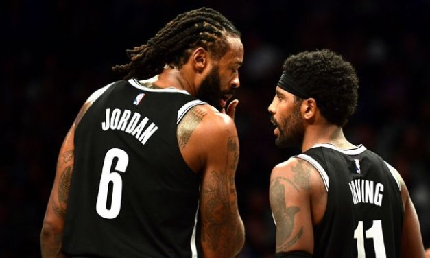 Lakers' DAJ: KD, Kyrie 'bros. beyond basketball'