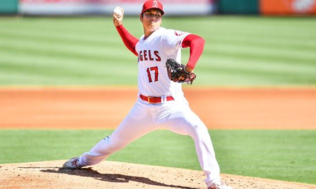 Ohtani K's 10 after sore arm had start in doubt
