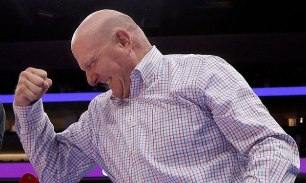 Ballmer: Clips forging 'own identity' with arena