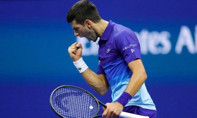 Djokovic echoes Kobe on Slam bid: 'Job not done'