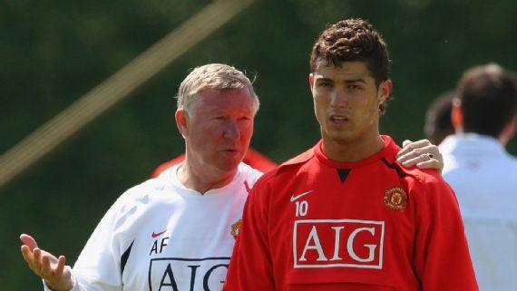 Ronaldo: Sir Alex 'main key' in Man United return