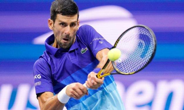 Djokovic again rallies to sustain Grand Slam bid