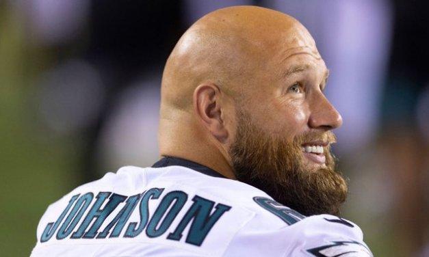 Johnson rejoins Eagles after mental health break