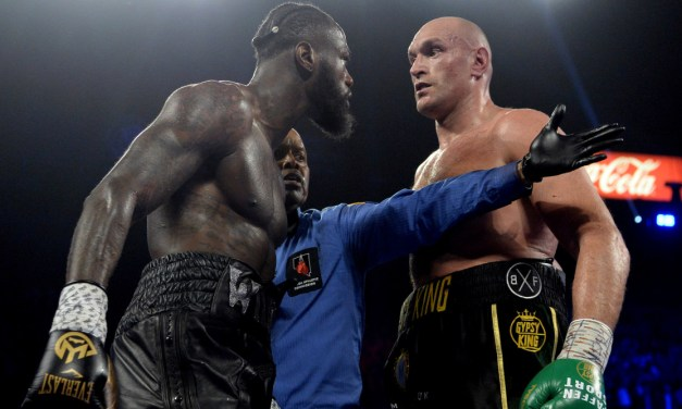 Heavy odds favoring Fury for first time vs. Wilder