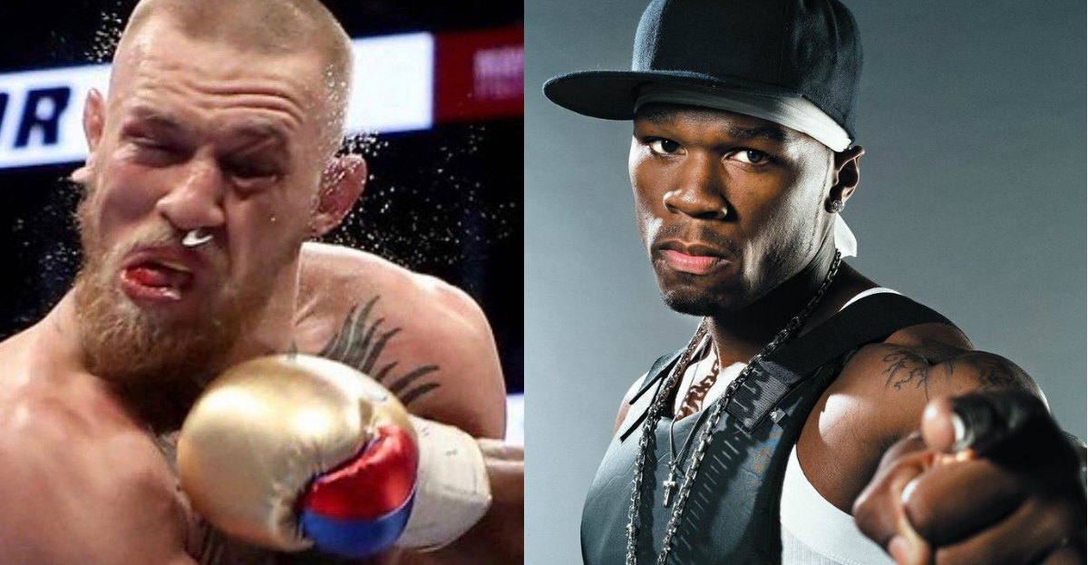 50 Cent Calls Out Conor McGregor For 'Cheating On His Girlfriend'