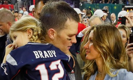 Tom Brady Reveals his Message to His Kids after Super Bowl Loss