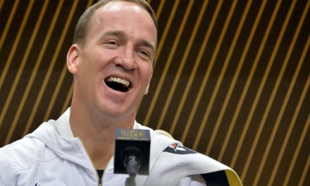 ESPN and Fox Want to Pay Peyton Manning $10 Million Per Year