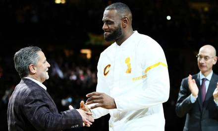 LeBron to get a Piece of the Cavaliers?