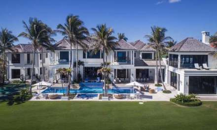 Tiger Woods' Ex Listed Her Florida Mansion For Nearly $50 Million