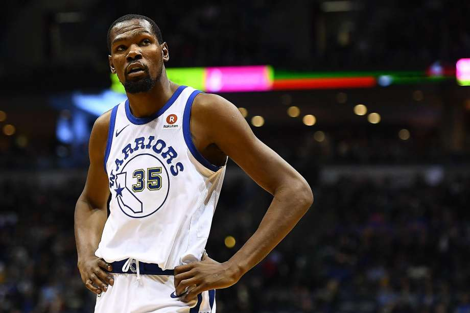 Kevin Durant Makes it Official with Girlfriend?