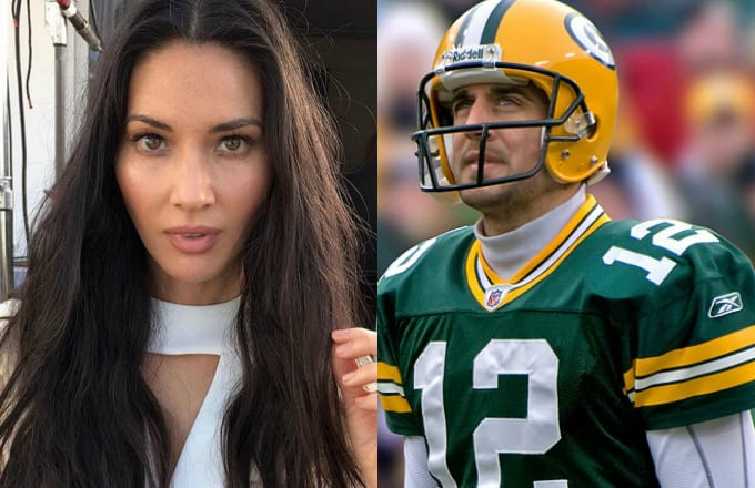 Aaron Rodgers' Ex Olivia Munn Has Reportedly Found a New Guy