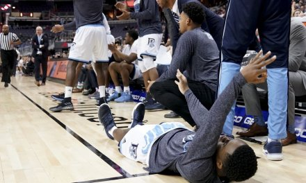 Rhode Island's Bench Mob Stole The Show In Win Over Oklahoma