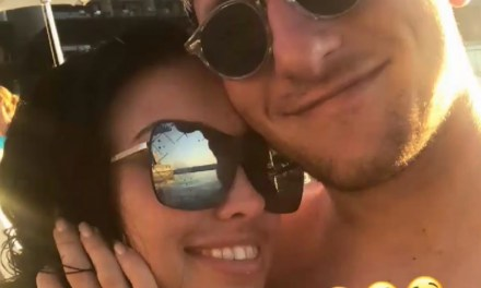 Johnny Manziel and Bre Tiesi are Honeymooning in Cabo San Lucas
