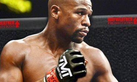 Floyd Mayweather Applying for MMA License
