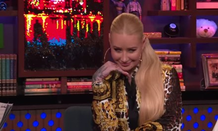 Iggy Talks About Burning Swaggy P's Clothes
