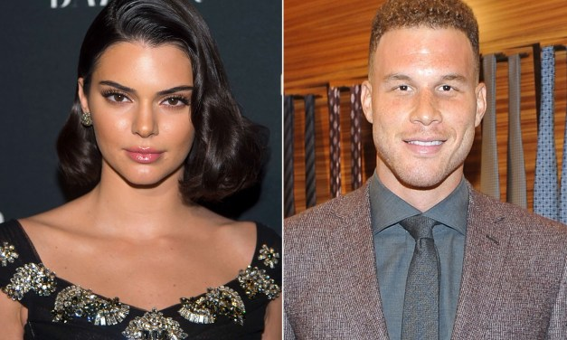 Kendall Jenner Confirms Blake Griffin is Her Guy