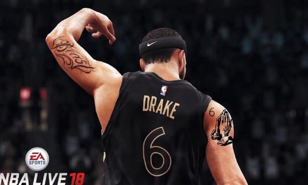Drake Dominates in New NBA 2K Trailer