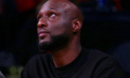 Exclusive: Lamar Odom Relapses; Back to Boozing on the Strip