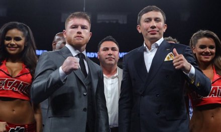 Gennady Golovkin Says Canelo Alvarez is a Long-Time PED User