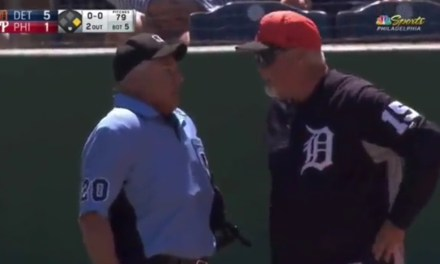 There Were Five Ejections In A Spring Training Game Today