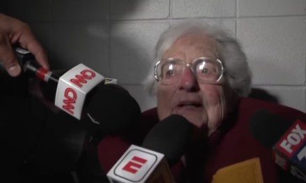 Sister Jean Warns San Antonio that the Ramblers are Coming after Loyola beat Kansas State