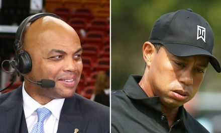 Charles Barkley Reveals the Extent of his Fallout with Tiger Woods