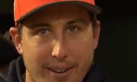 Giants Pitcher Does Entire Interview Using Kermit the Frog Voice