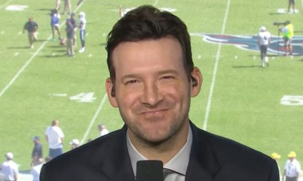 Tony Romo Nominated for an Emmy