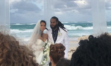 Richard Sherman's Wedding Pictures and Video Have Arrived