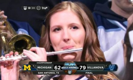 Villanova Won the NCAA Tournament and the Nova Piccolo Girl Received Internet Redemption