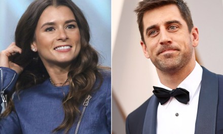 Aaron Rodgers and Danica Patrick to Travel to India