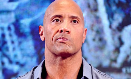 The Rock Talks Wrestling with Depression