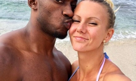 RG3's Wife Sends Him Congratulations after Being Signed by the Ravens