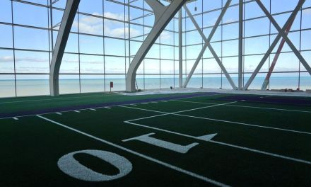 Northwestern's New Indoor Facility Looks Incredible