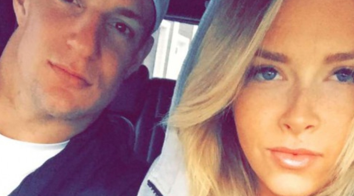 Rob Gronkowski and Camille Kostek Make an Appearance Together in Bed