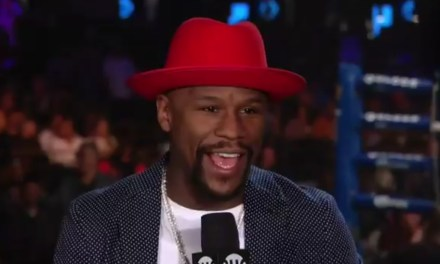 """Floyd Mayweather """"If I do Comeback, it Has to be in the Octagon"""""""
