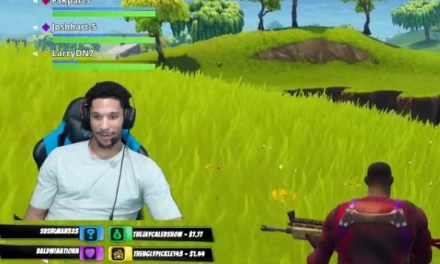 Lakers Tampering While Playing Fortnite