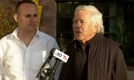 Patriots Owner Robert Kraft met with Meek Mill in Jail