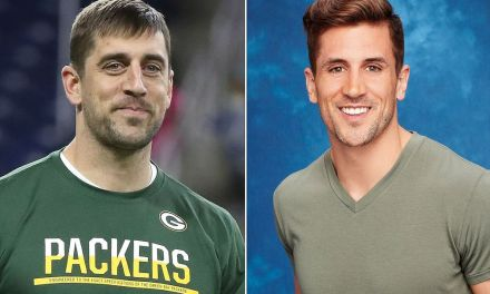 Jordan Rodgers Disses Brother Aaron on National Sibling Day
