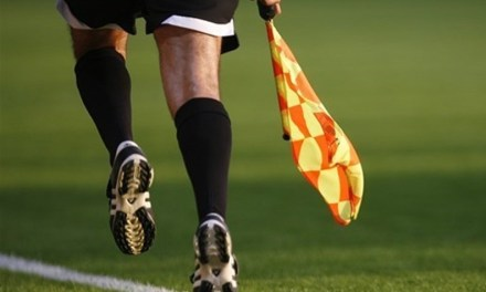 Soccer Coach Squeezed a Hidden Clump of Dirt and Grass Into Referee's Hand