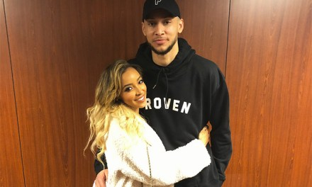 Ben Simmons Girlfriend Talks about Her Rookie of the Year