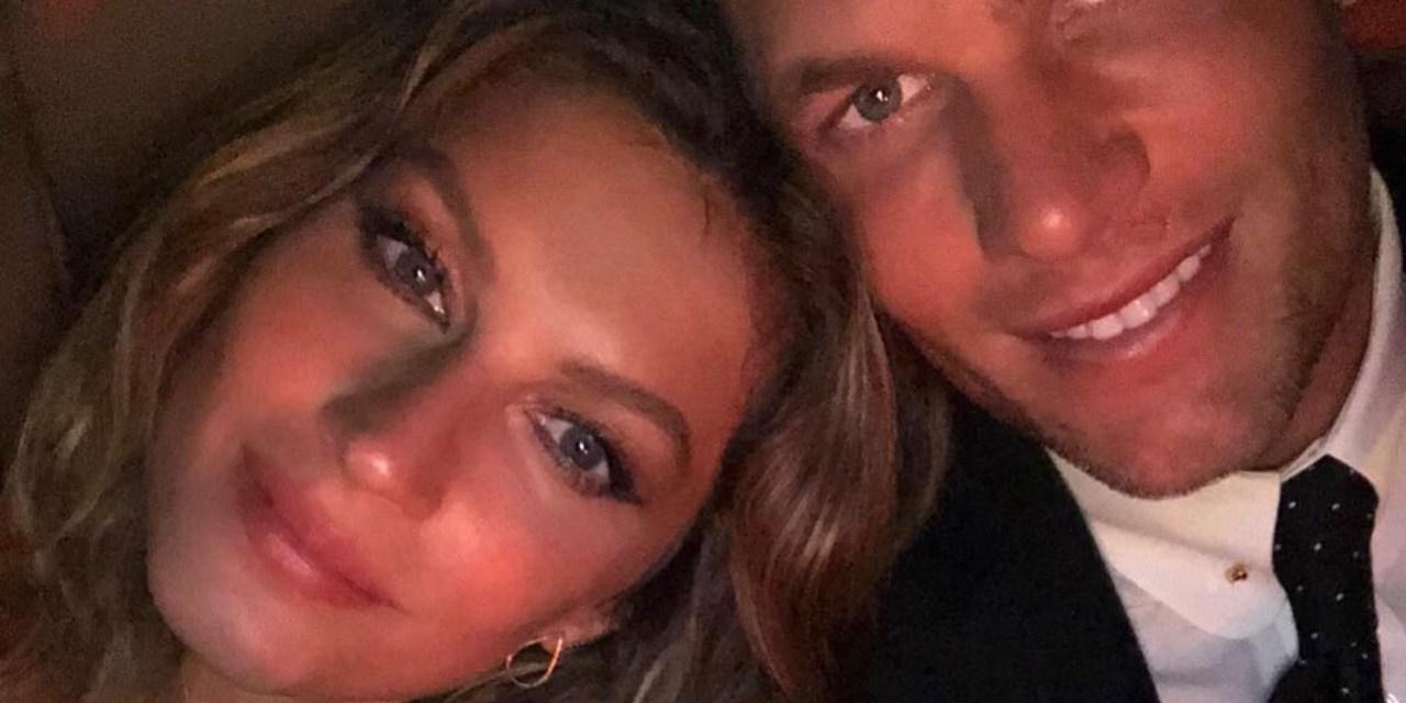 Tom Brady and Gisele Bundchen Rode on Camels