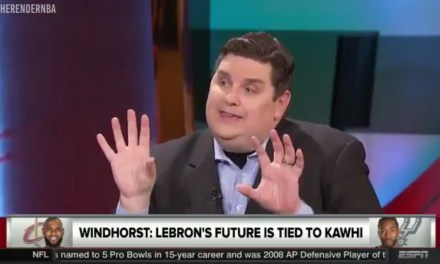 Brian Windhorst Can Construct a Way for the 76ers to Trade for Kawhi Leonard and Sign LeBron James