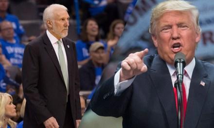 Pro Trump Spurs Fans Boycotting the Team