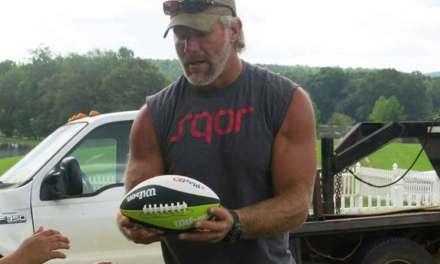 Brett Favre's Monday Night Football Audition Didn't Go Well