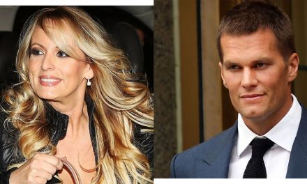 Stormy Daniels Was Threatened by a Guy That Looks a lot Like Tom Brady