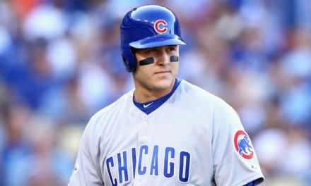 Anthony Rizzo Thinks He Plays Too Much Baseball
